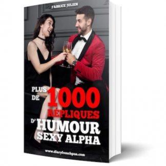 1000 repliques humour sexy alpha