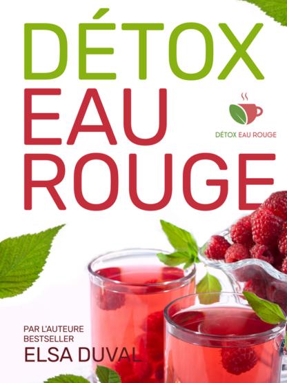 Détox Eau Rouge